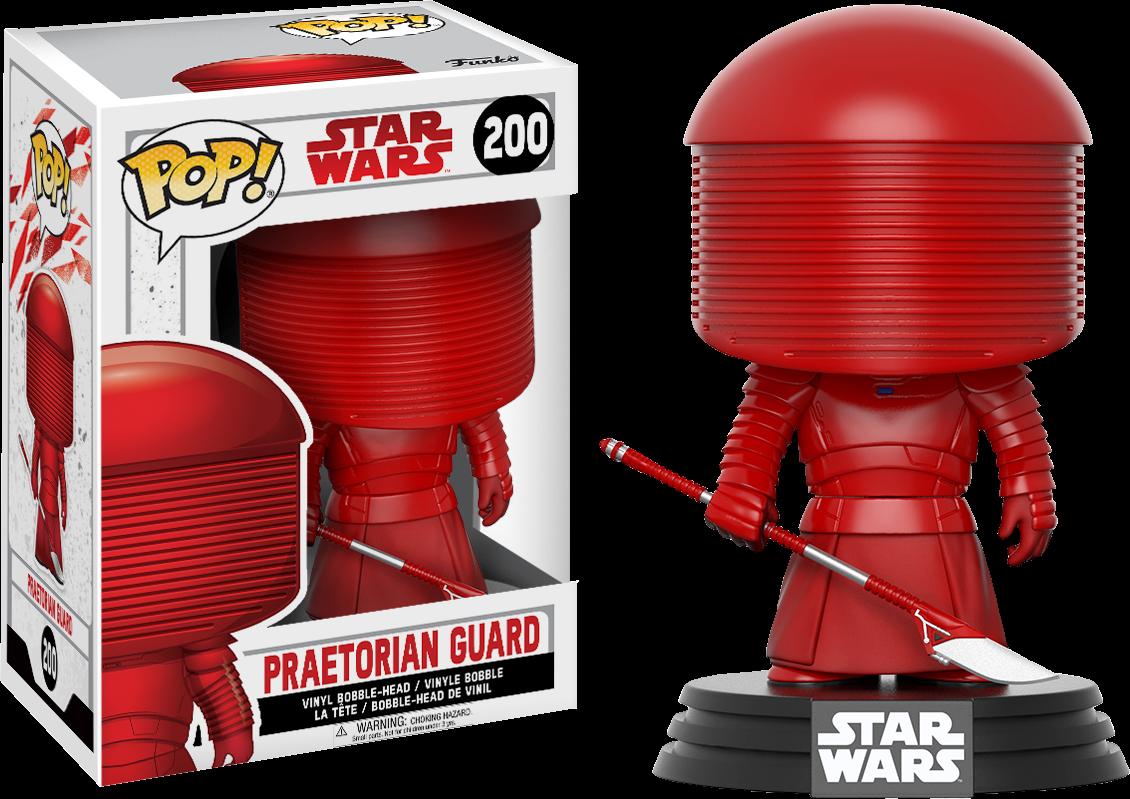 Star Wars Episode VIII: The Last Jedi Pop! Vinyl Figure Praetorian Guard 9 cm