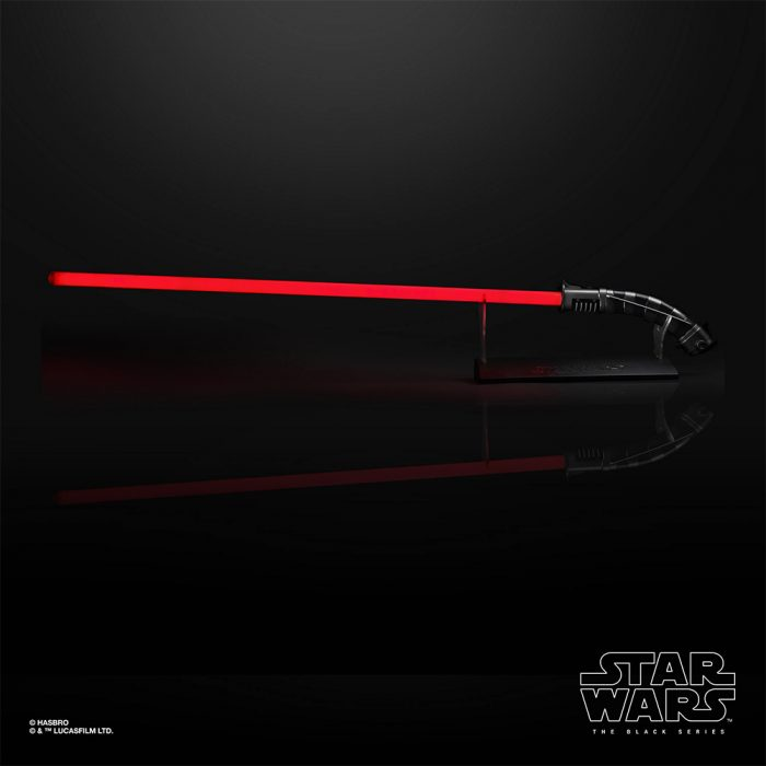 Star Wars The Clone Wars Black Series Replica 1/1 Force FX Elite Lightsaber Asajj Ventress