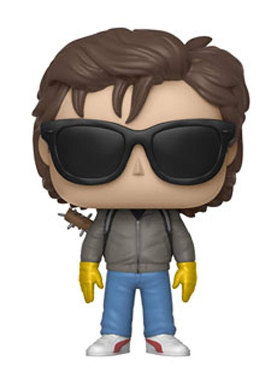 Stranger Things POP! Movies Vinyl Figure Steve with Sunglasses 9 cm