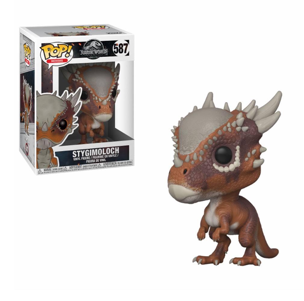Jurassic World 2 POP! Movies Vinyl Figure Stygimoloch 9 cm