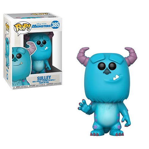Monsters Inc. POP! Disney Vinyl Figure Sulley 9 cm