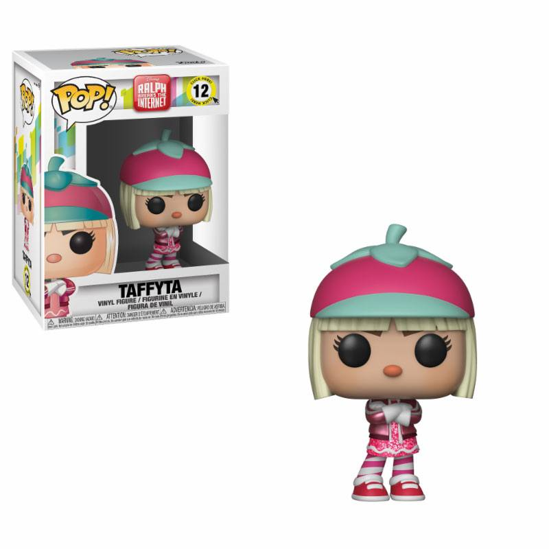 Wreck-It Ralph 2 POP! Movies Vinyl Figure Taffyta 9 cm