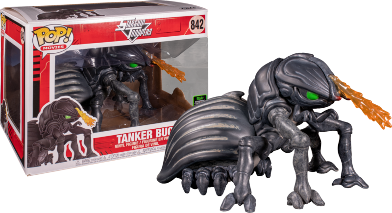 Starship Troopers POP! Super Sized Vinyl Figure Tanker Bug Limited 15 cm (con bollino Spring Convention 2020)