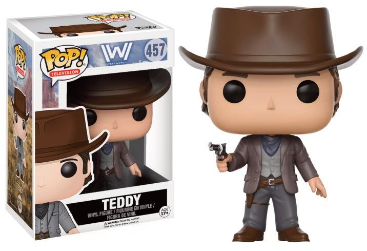 Westworld POP! Television Vinyl Figure Teddy 9 cm