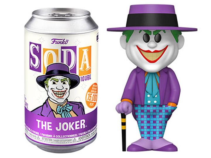 DC Comics POP! Movies Vinyl SODA Figures Joker (Jack Nicholson) 11 cm