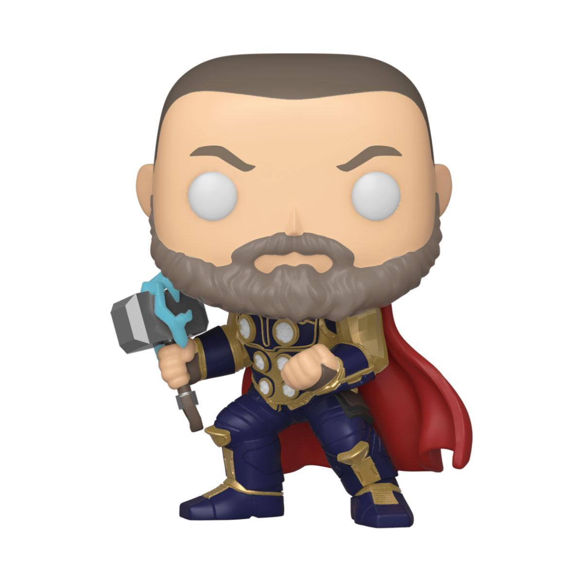 Marvel's Avengers (2020 video game) POP! Marvel Vinyl Figure Thor 9 cm