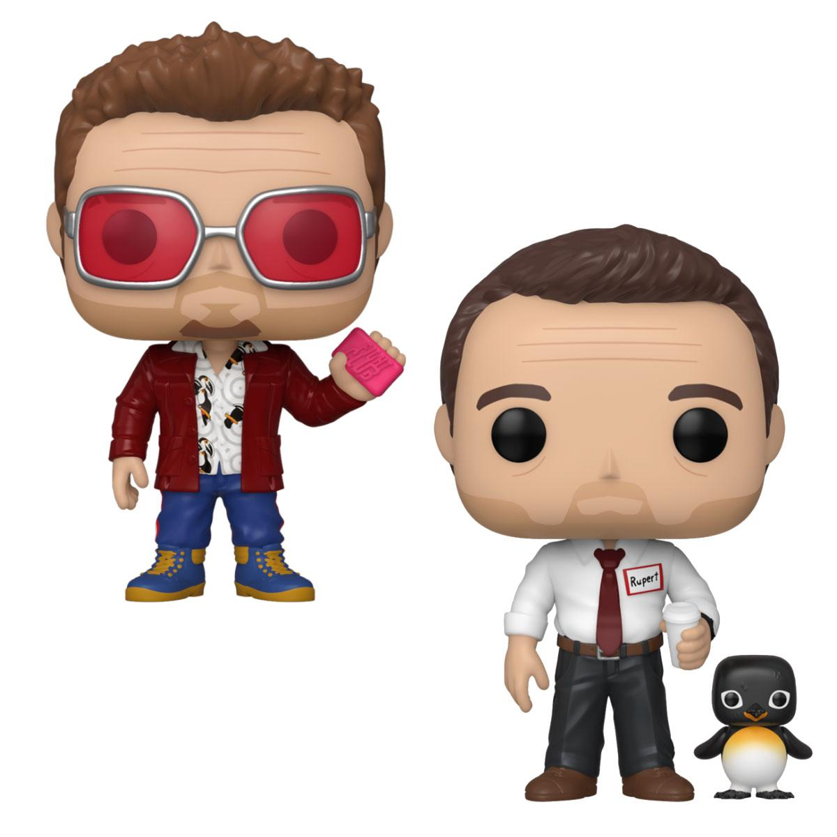 Fight Club POP! Movies Vinyl Figures Tyler Durden 9 cm Assorment (2)