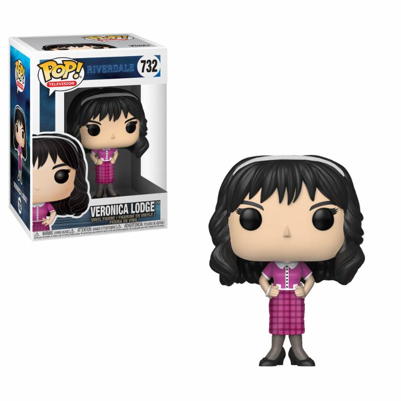 Riverdale Dream Sequence POP! Television Vinyl Figure Veronica 9 cm