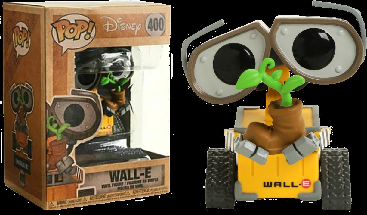 Wall-E POP! Vinyl Figure Wall-E Earth Day Limited Edition 9 cm (con bollino Special Edition)