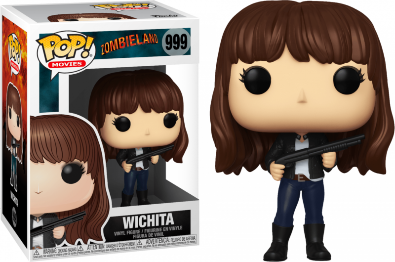Zombieland POP! Movies Vinyl Figure Wichita 9 cm