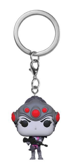 Overwatch Pocket POP! Vinyl Keychain Widowmaker 4 cm