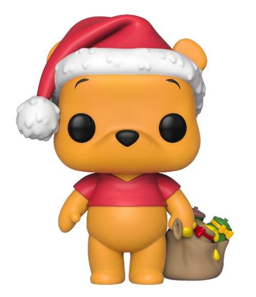 Disney Holiday POP! Disney Vinyl Figure Winnie the Pooh 9 cm