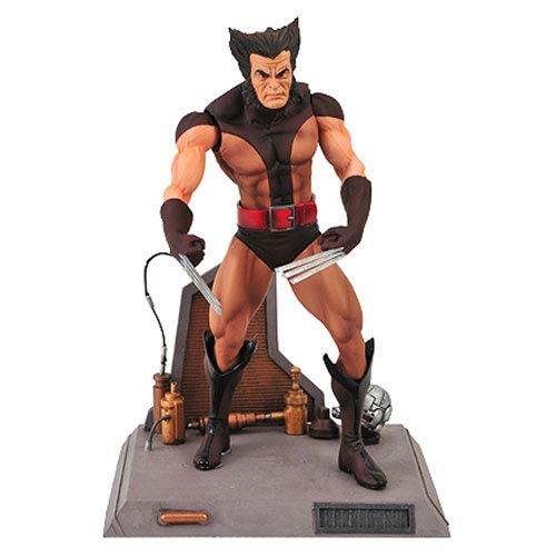 X-Men Marvel Select Unmasked Wolverine Action Figure 15 cm