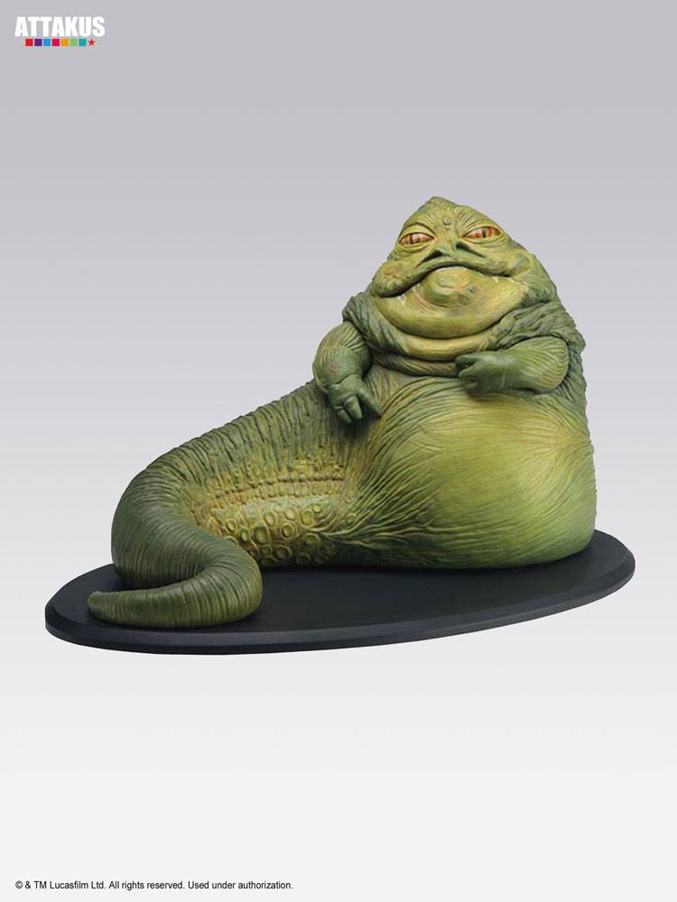 Star Wars Elite Collection Statue Jabba The Hutt 21 cm