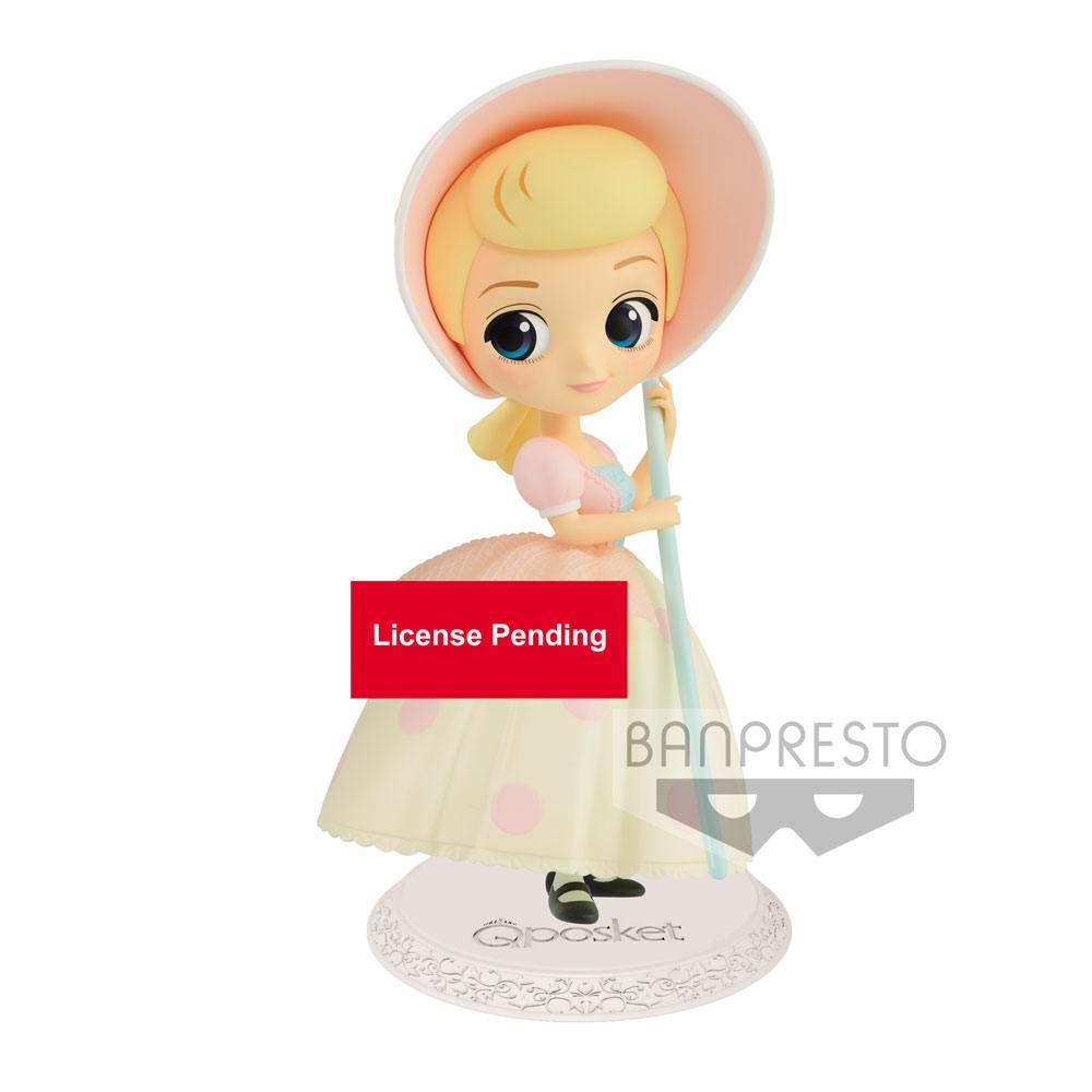 Disney Q Posket Mini Figure Bo Peep Version B 14 cm