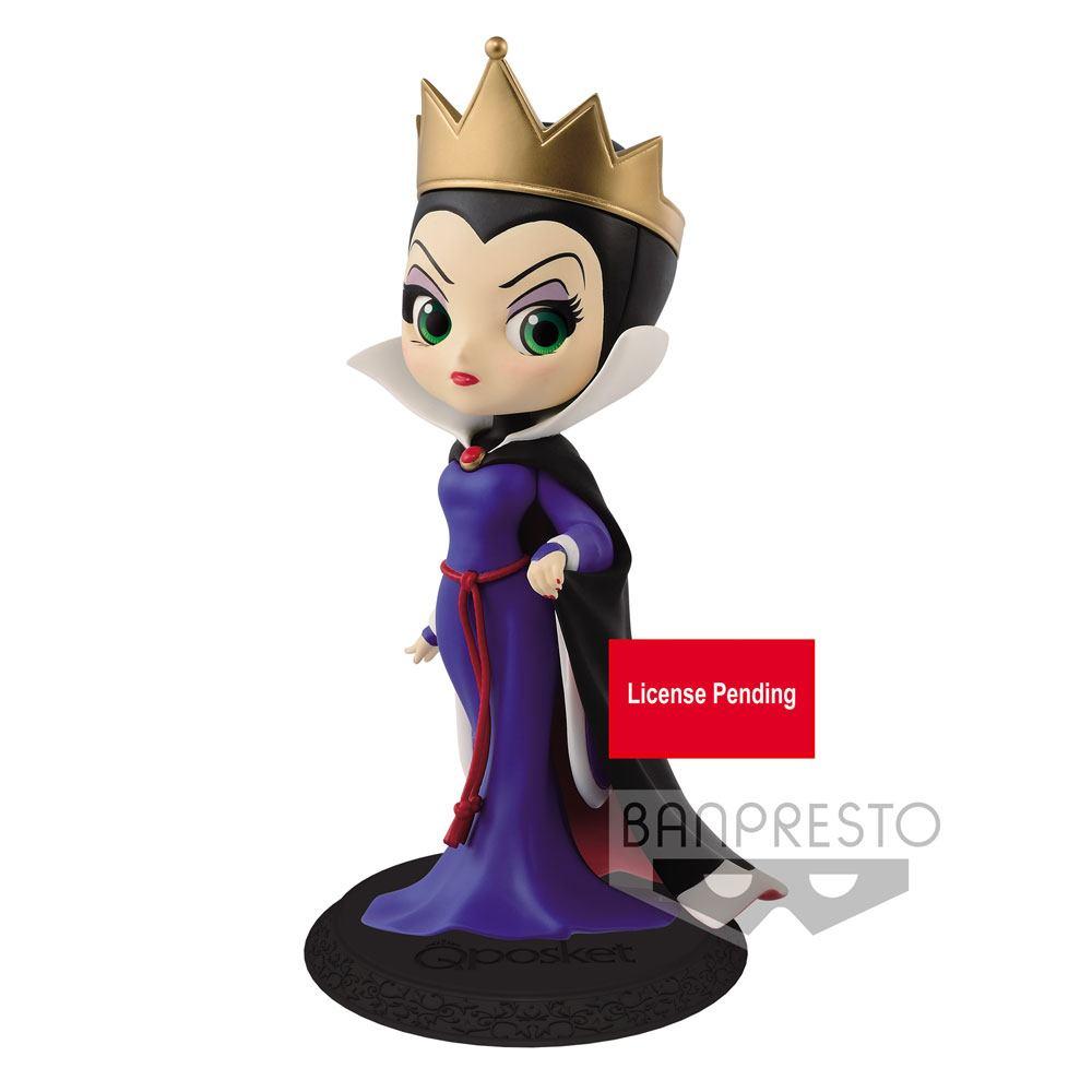 Disney Q Posket Mini Figure Queen Ver. A 14 cm