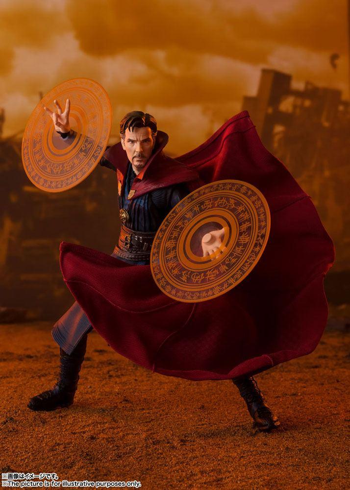 Avengers Infinity War S.H. Figuarts Action Figure Doctor Strange (Battle on Titan Edition) 15 cm