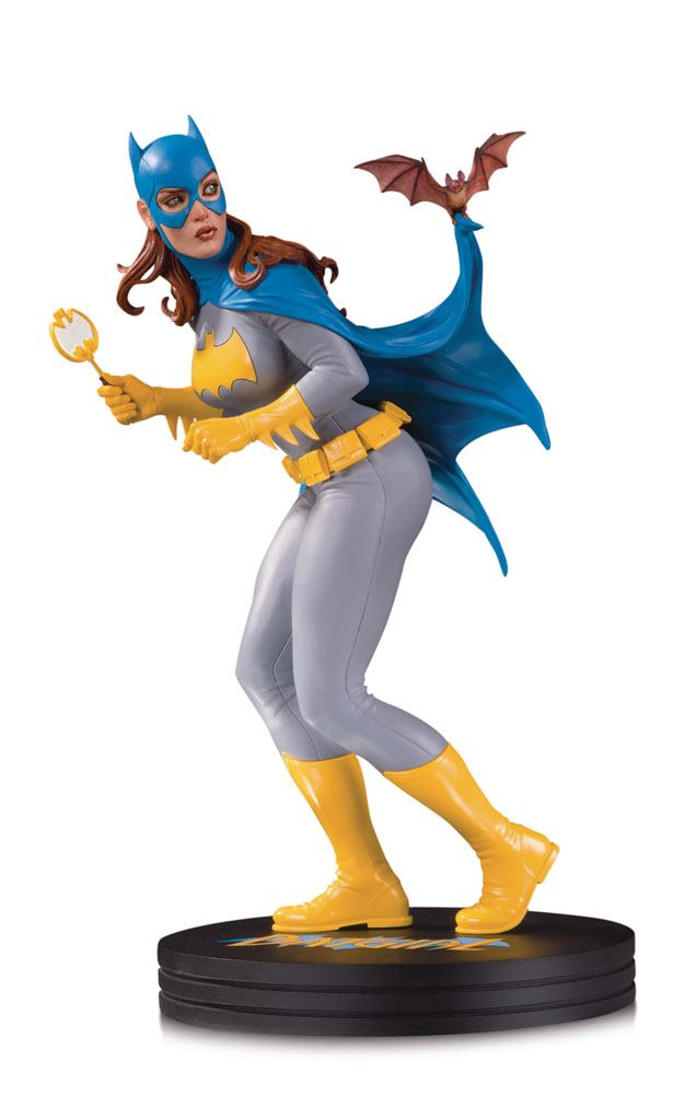 DC Cover Girls Statue Batgirl by Frank Cho 23 cm