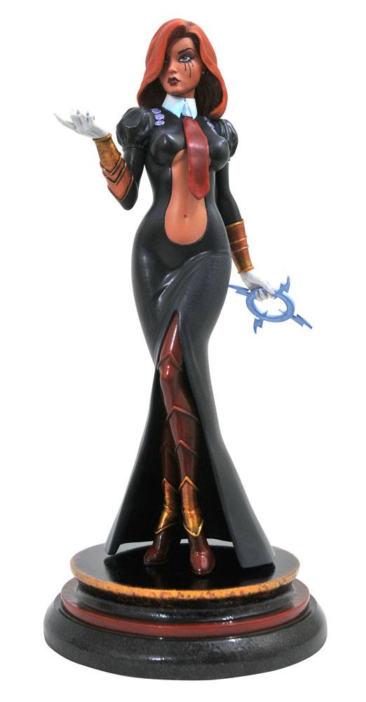 Femme Fatales PVC Statue Dawn Executive Goddess 23 cm