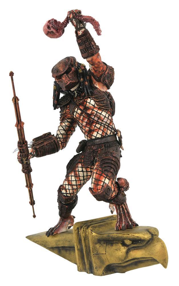 Predator 2 Movie Gallery PVC Statue City Hunter 28 cm