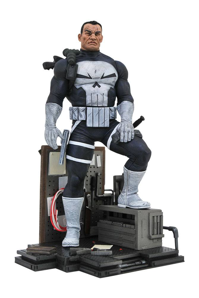 Marvel Comic Gallery PVC Diorama The Punisher 23 cm
