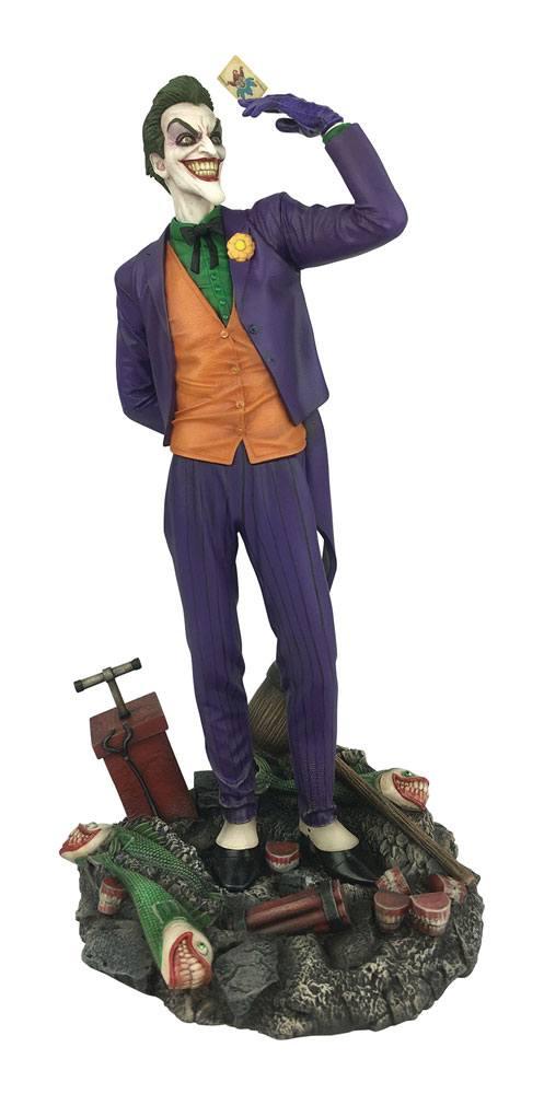 DC Comic Gallery PVC Diorama The Joker 23 cm