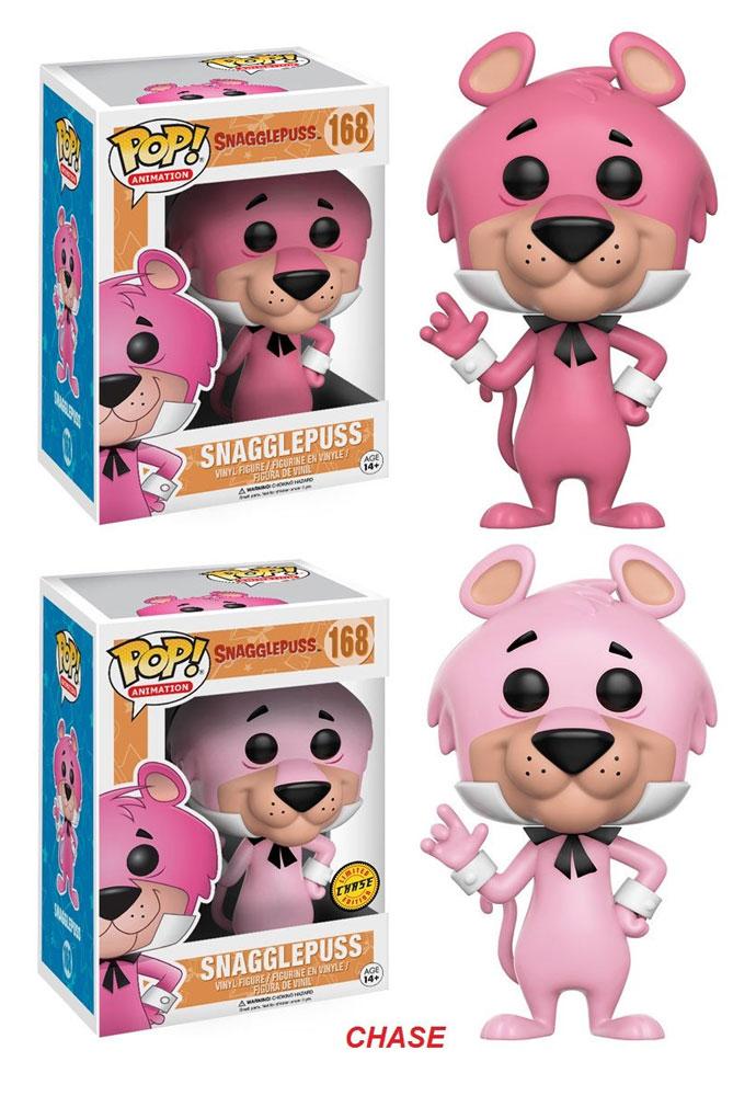 Hanna-Barbera POP! Animation Figures Snagglepuss 9 cm Assortment (2)