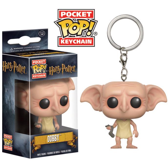 Harry Potter Pocket POP! Vinyl Keychain Dobby 4 cm
