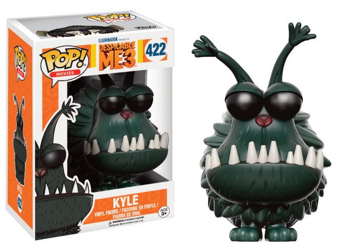 Despicable Me 3 POP! Kyle 9 cm