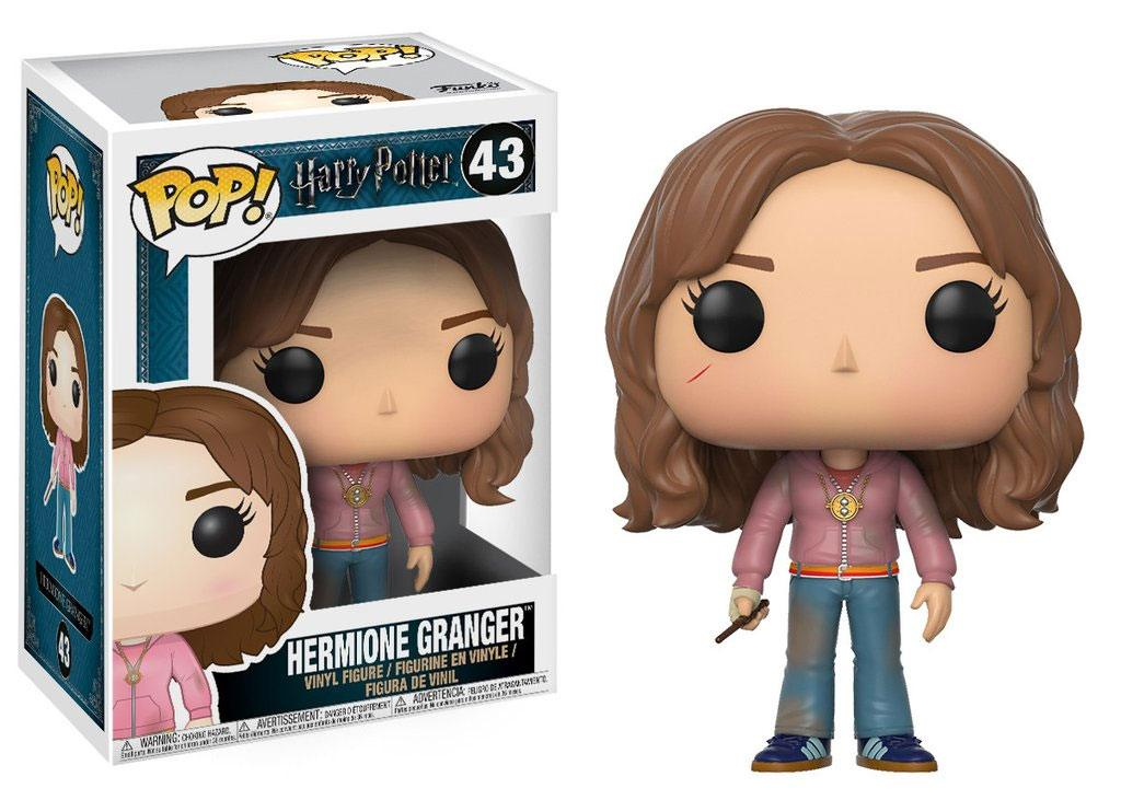 Harry Potter POP! Movies Vinyl Figure Hermione Granger with Time Turner 9 cm