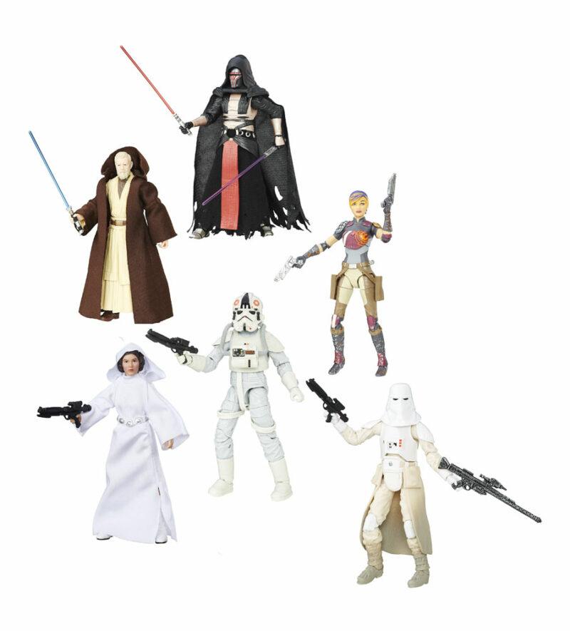 Star Wars Black Series Action Figures 15 cm 2016 Wave 5 Assortment (6)