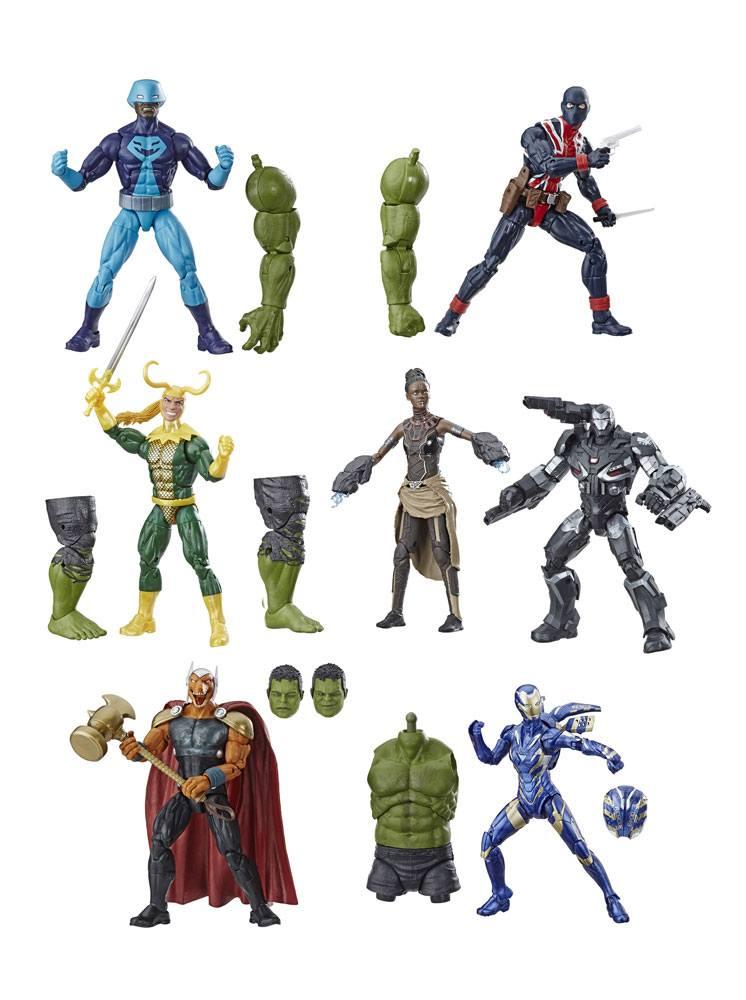 Marvel Legends Series Action Figures 15 cm Avengers 2019 Wave 2 Assortment (7)