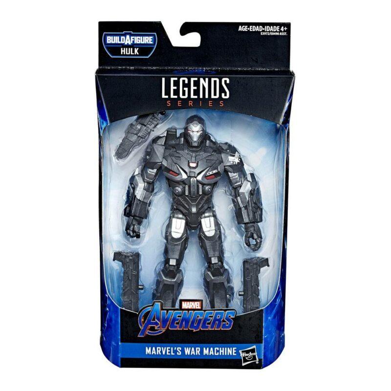 Marvel Legends Series Avengers 2019 Wave 2 Action Figure Marvel's War Machine (Avengers Endgame) 15 cm