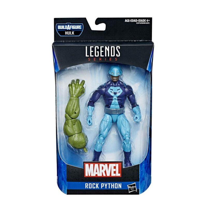 Marvel Legends Series Avengers 2019 Wave 2 Action Figure Python (Marvel's Comics) 15 cm