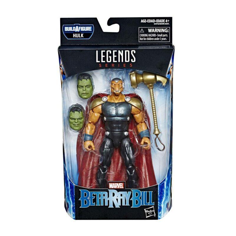 Marvel Legends Series Avengers 2019 Wave 2 Action Figure Beta Ray Bill (Marvel's Comics) 15 cm