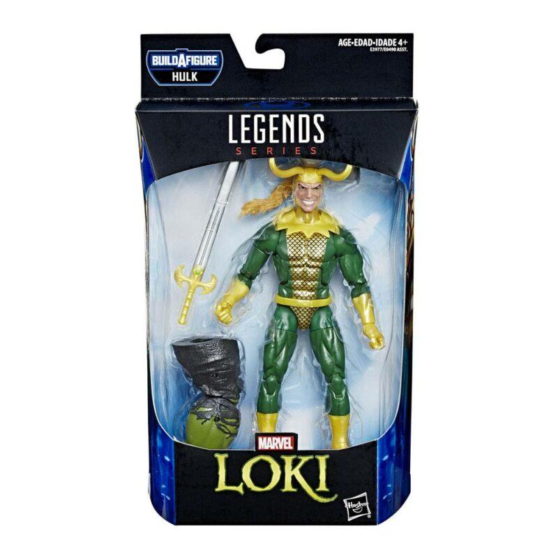 Marvel Legends Series Avengers 2019 Wave 2 Action Figure Loki (Marvel's Comics) 15 cm
