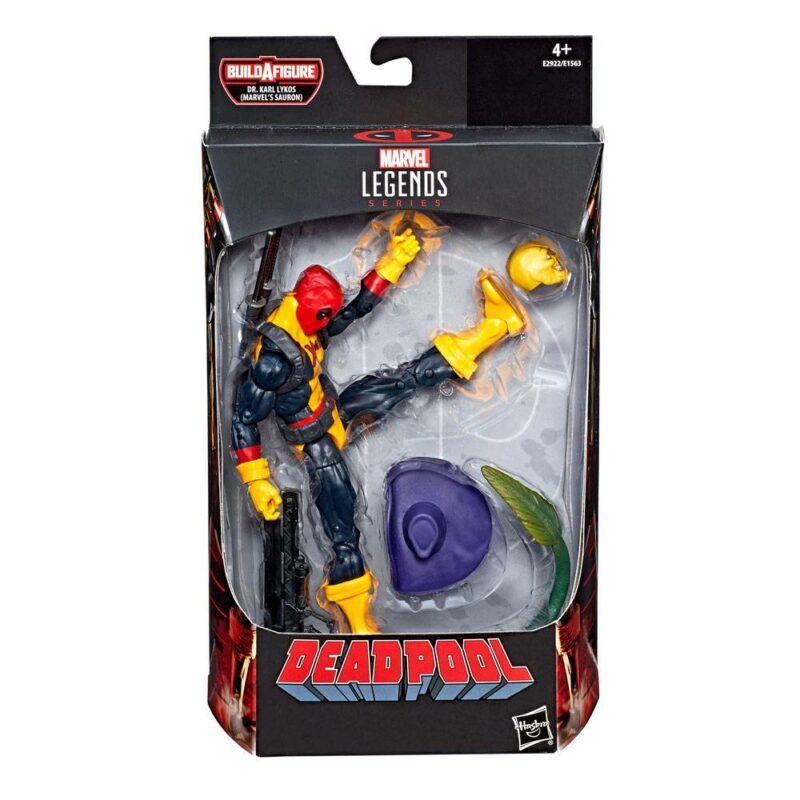 Deadpool Marvel Legends Wave 2 Action Figure Deadpool #3 15 cm