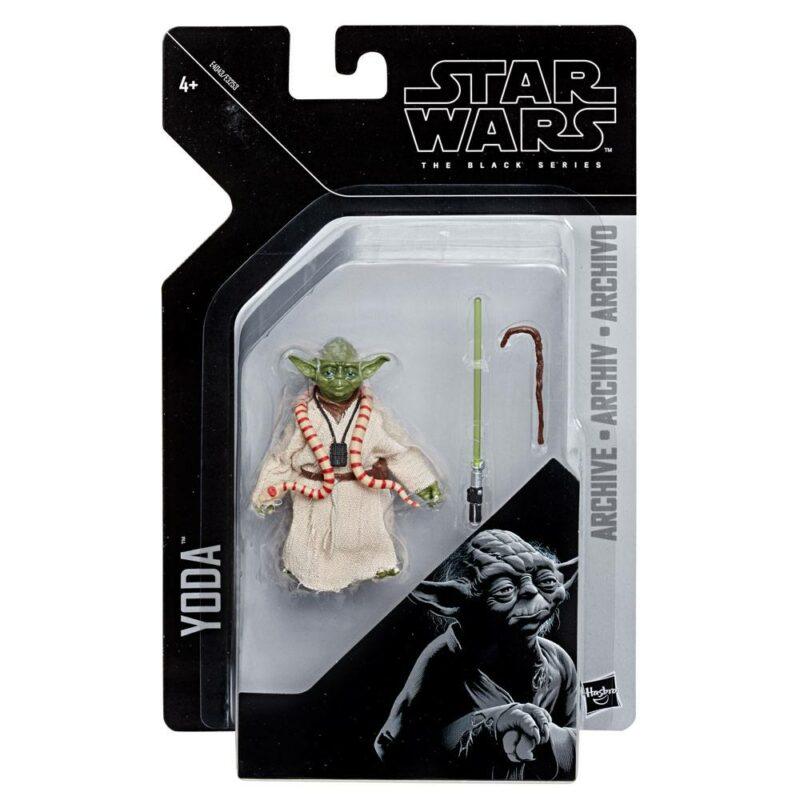 Star Wars Black Series Archive Action 2019 Wave 2 Action Figure Yoda (Episode V) 15 cm