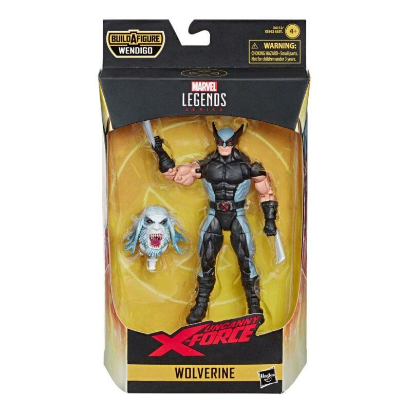 Marvel Legends Series Wolverine X-Force 2019 Wave 1 Action Figure 15 cm