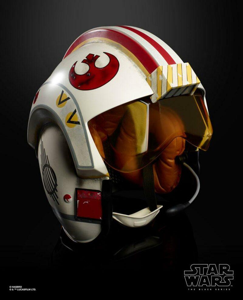 Star Wars Black Series Premium Electronic Helmet Luke Skywalker