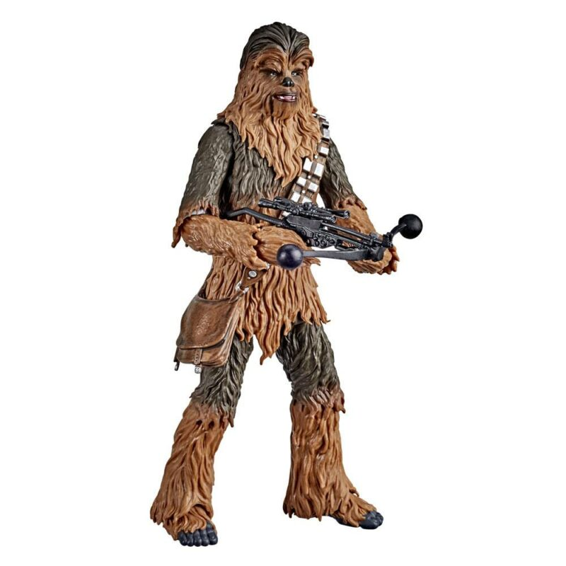 Star Wars Episode V Black Series 40th Anniversary 2020 Wave 3 Action Figure Chewbacca 15 cm
