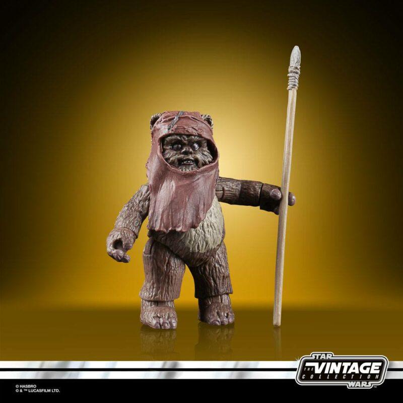 Star Wars Vintage Collection Wave 5 2020 Action Figure Wicket (Episode VI) 10 cm
