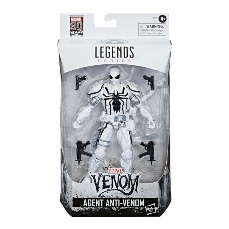 Marvel Legends 80th Anniversary Action Figure Agent Anti-Venom 15 cm