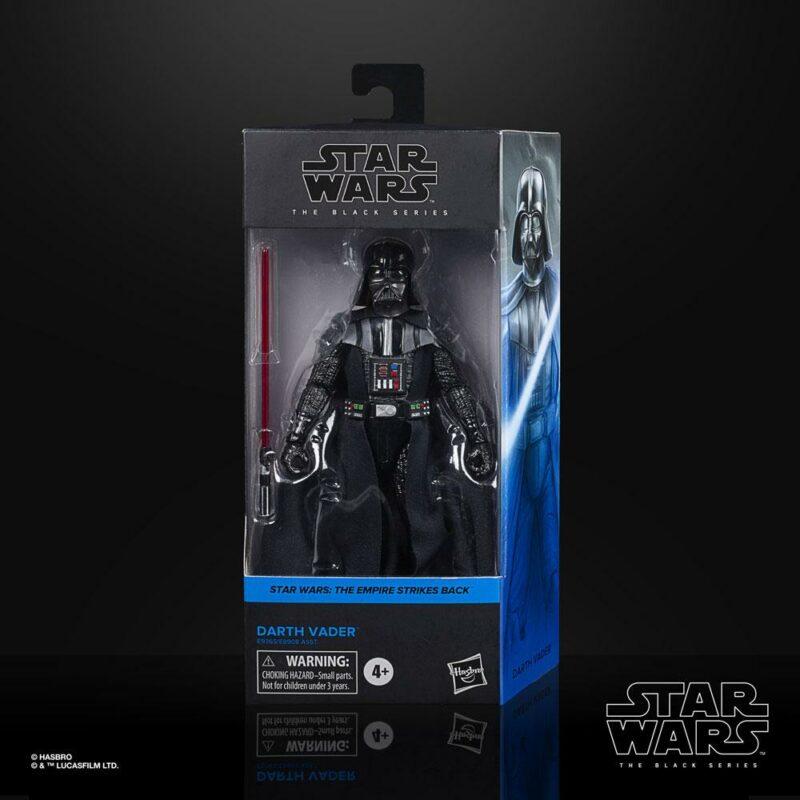 Star Wars Black Series 2020 Wave 3 Action Figure Darth Vader (Episode V) 15 cm