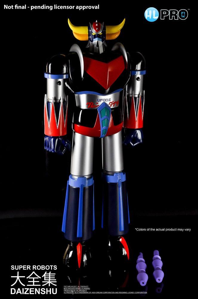 UFO Robot Grendizer Super Robots Figure UFO Robot Grendizer Vol. 1 50 cm