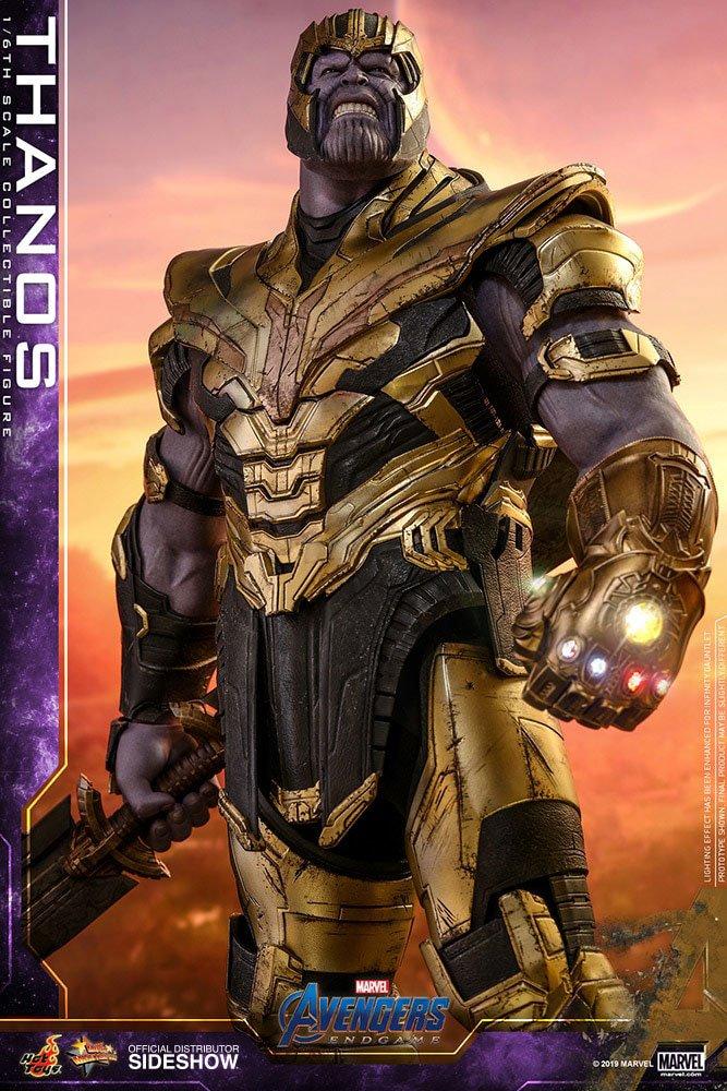 Avengers: Endgame Movie Masterpiece Action Figure 1/6 Thanos 42 cm