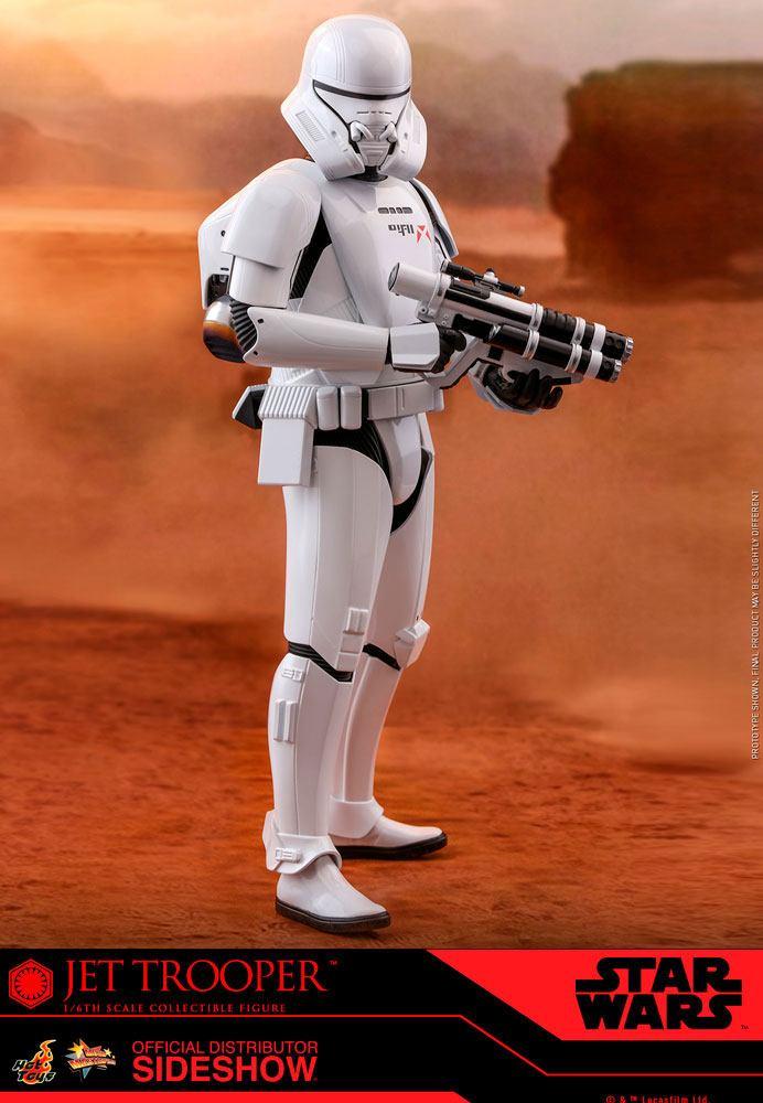 Star Wars Episode IX Movie Masterpiece Action Figure 1/6 Jet Trooper 31 cm