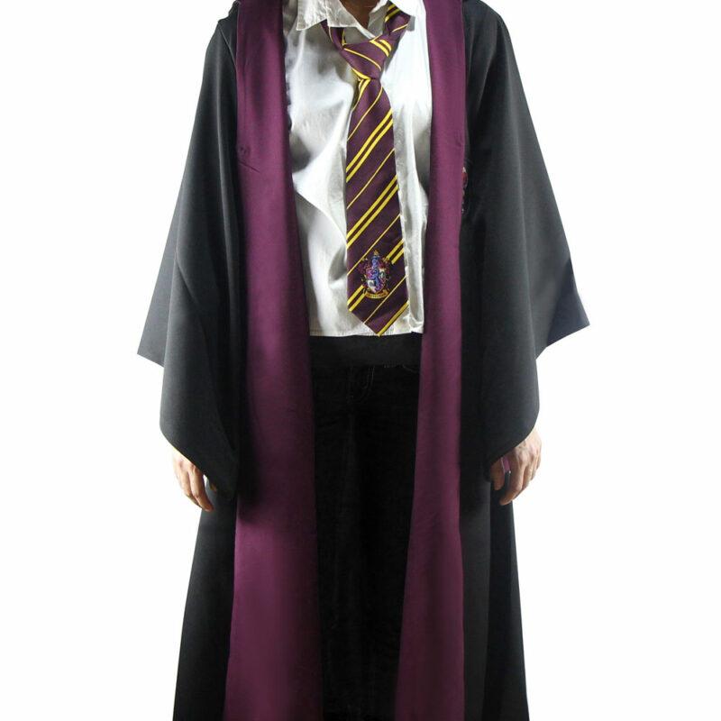 Harry Potter Wizard Robe Cloak Gryffindor