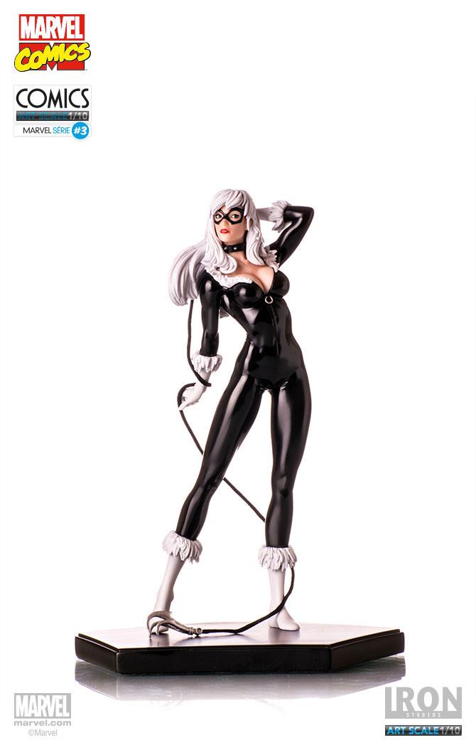 Marvel Comics Statue 1/10 Black Cat 23 cm