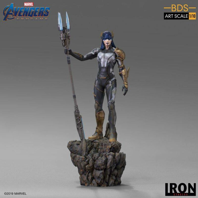 Avengers: Endgame BDS Art Scale Statue 1/10 Proxima Midnight Black Order 32 cm